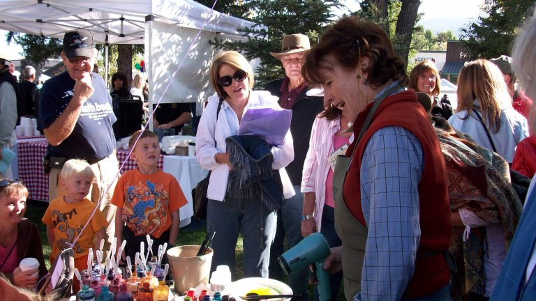 Jackson Hole Fall Arts Festival Returns