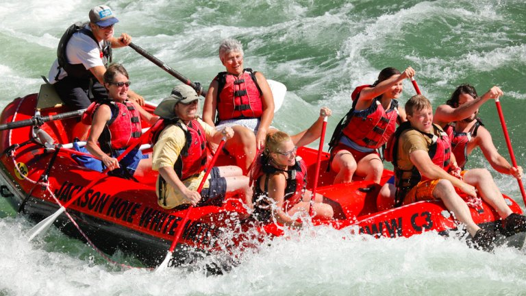 Whitewater Rafting & Scenic River Trips