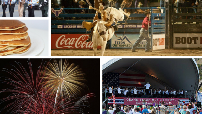 Top 4th of July Events in Jackson Hole