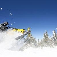 Snowmobile Trips In Yellowstone Jackson Hole Central Reservations