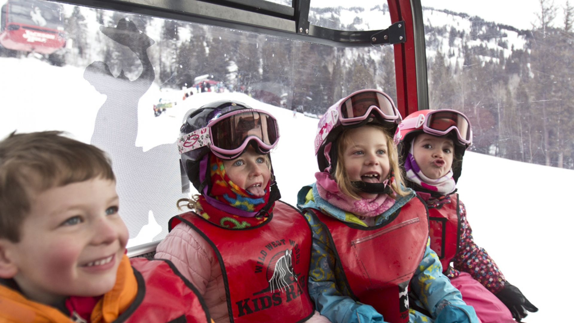 Choose from a wide variety of unique family friendly activities in Jackson Hole.