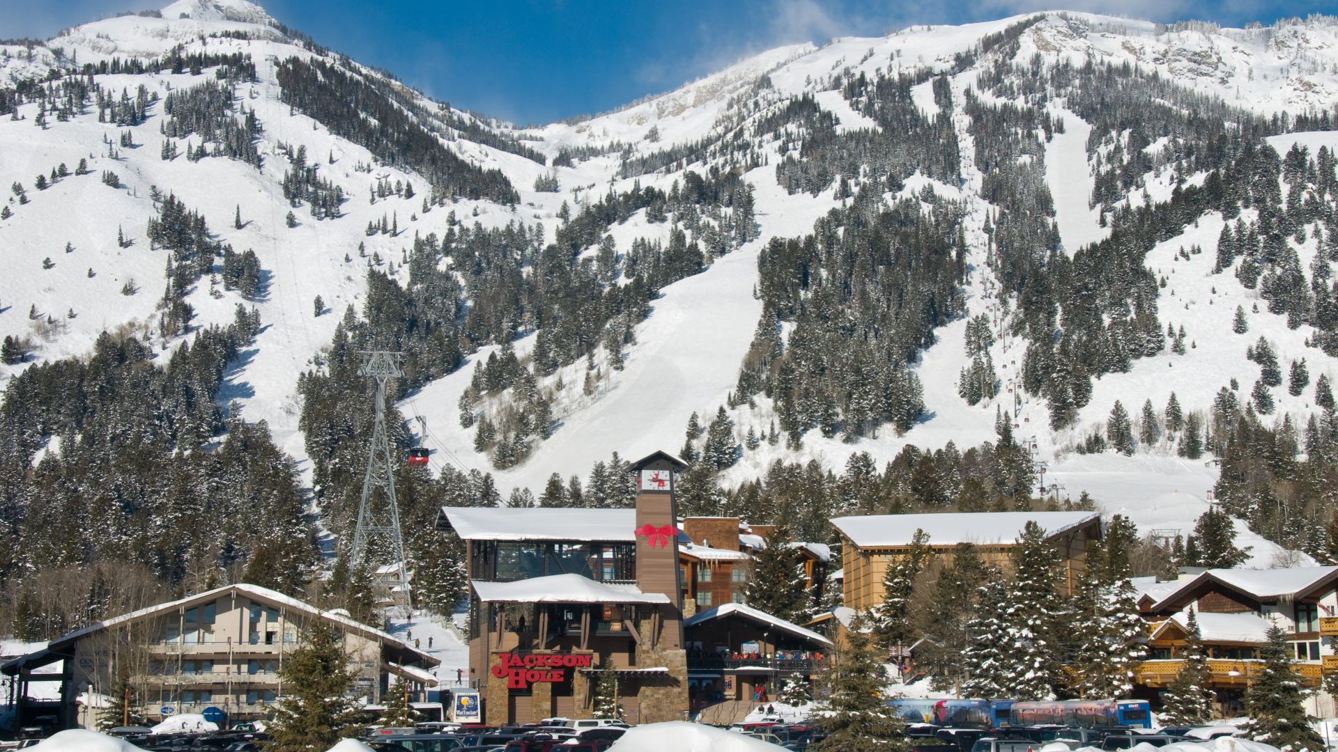 Welcome to the #1 Resort in North America.