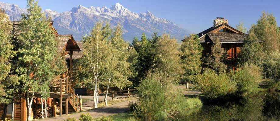 Spring creek ranch homes and condominiums in jackson wy for Jackson hole summer vacation
