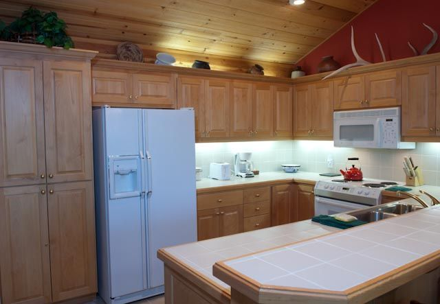 Townhomes at teton pines jackson hole wy central for Kitchen jackson hole