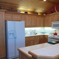 Teton pines 2 kitchen