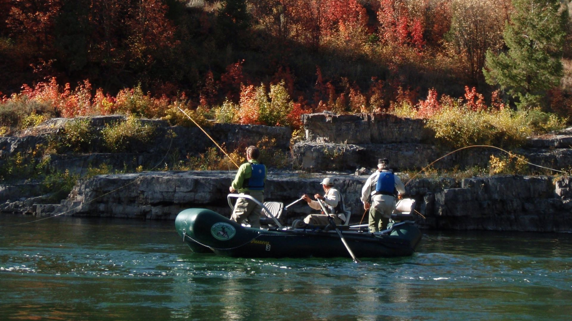 Jackson hole fly fishing guides places to fish for Jackson lake fishing